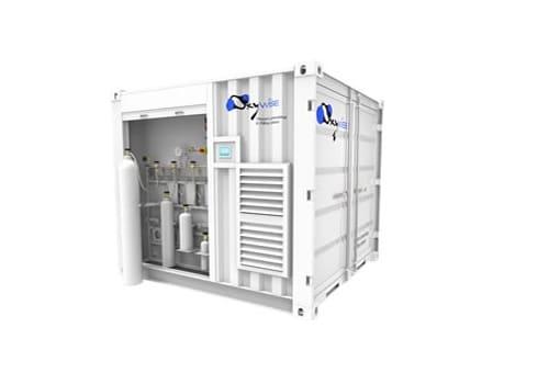Киснева станція Oxywise О27 (контейнерний блок)